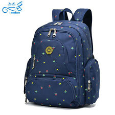 2016 New Large capacity multifunctional mummy backpack nappy bag baby diaper ...