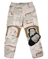 TMC Gen3 Tactical Military Combat 3D Pants with Pads for airsoft paintball DCU