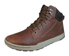 Caterpillar Colfax Mid Mens Leather Boots / Sneakers - Barley