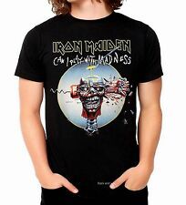 Iron Maiden T-Shirt Can I Play With Madness metal rock Official 2XL 3XL NWT
