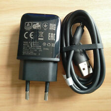 GENUINE HTC Wall Charger Adapter /USB Micro Cable For HTC ONE M7 M8 Mini 816 Evo