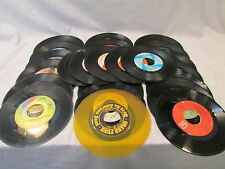 "Bulk Lot of 26 - 7"" 45 RPM Records *Various Artists*"
