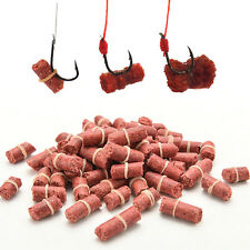 1/2/3/4/5 Bags Red Smell Grass Carp Baits Coarse Fishing Baits Fishing Lures abu