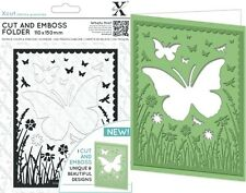 DoCrafts Xcut Cut and Emboss Butterfly Aperture