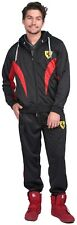 Mens TRAINING SUIT SET Track Pants Jacket Athletic Running Active Gym _ABS202