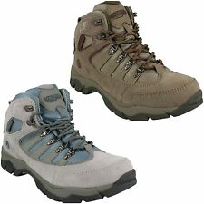 LADIES WOMENS HI TEC 50 PEAKS MCKINLEY WP LACE UP WALKING HIKING BOOTS