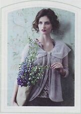 Anthropologie See You Through Cardi Size S, Light Purple Cardigan By Guinevere
