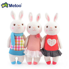 Tiramisu rabbit plush toys Metoo doll kids gifts 8 style,35cm Bunny Stuffed A...