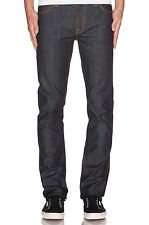 Nudie Jeans Men's Thin Finn in Dry Twill Jeans NWT