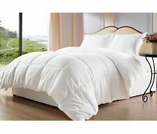 LUXURY QUALITY  GOOSE / DUCK FEATHER & DOWN DUVET QUILT 13.5 TOG Or Pillow Pair
