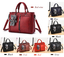 New Fashion Women Handbag Shoulder Bag Messenger Large Tote Leather Ladies Purse