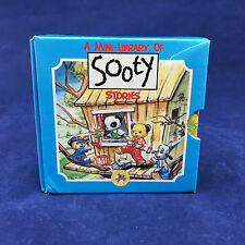 Mini Library Of Sooty Stories 1995 Sooty And Co Set Six Board Books Rare