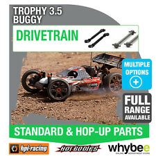 HPI TROPHY 3.5 BUGGY [Drivetrain Parts] Genuine HPi Racing R/C Parts!