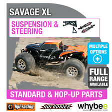 HPI SAVAGE XL [Steering & Suspension] Genuine HPi Racing R/C Standard / Hop-Up