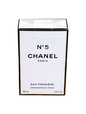 Chanel No 5 Eau Premiere 3.4 oz / 100 ML Spray NIB Sealed Perfume Eau De Parfum