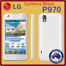 Unlock Genuine LG OPTIMUS P970 Black & White Mobile Phones - Manufacturer Direct