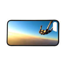 Sky Diving iPhone Case Cover -  7/6s/6/5s/5/SE/Plus Models