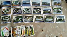 Panini World Cup Korea Japan 2002 stickers - Complete your collection (BLUE )
