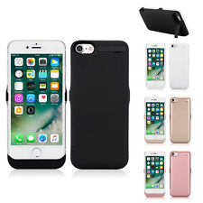 10000mAH Power Bank Battery Phone Charger Case Backup Cover fr iPhone 7/7 Plus