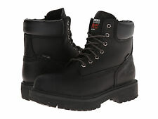 Timberland Pro DIRECT ATTACH Mens Black 26036 Leather Soft Toe Waterproof Boots