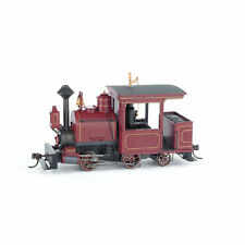 Bachmann-Porter 0-4-2 w/Sound & DCC - Spectrum(R) -- Painted, Unlettered (maroon