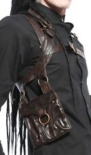 LIP SERVICE STEP IN TIME UNISEX HOLSTER STEAMPUNK