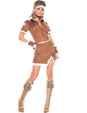 NWT BE WICKED SEXY AVIATOR pilot airline captain Halloween costume