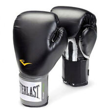 Everlast Pro Style Training Boxing Gloves Boxing Kickboxing Muay Thai Black