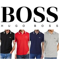 Hugo Boss Mens Paddy Modern Fit Polo NWT Free Shipping