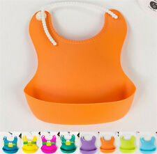 Baby Infants Kids Cute Bibs Baby Lunch Bibs Cute Waterproof Bibs abus