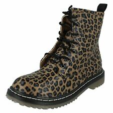 Girls Spot On Ankle Boots - H3014