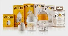 YOOMI SELF WARMING SYSTEM - bottles, teats, warmer and warmer & pod