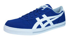 Asics Aaron Mens Casual Trainers / Shoes - Blue