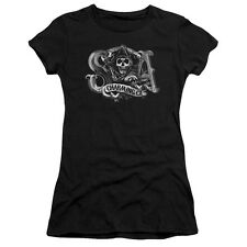 """Sons Of Anarchy """"Charming, CA"""" Women's Adult & Junior Tee or Tank"""