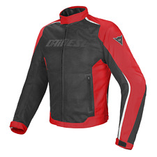 New DAINESE HYDRA FLUX D-DRY NERO/ROSSO/BIANCO Motorcycle