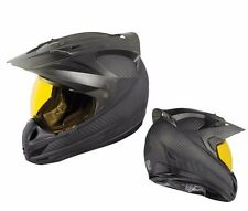 ICON VARIANT GHOST CARBON FIBER HELMET EXTRA LARGE. BEST THERE IS FREE SHIPPING!