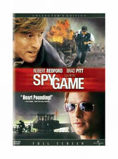 Spy Game (DVD, 2002, Widescreen Collectors Edition)