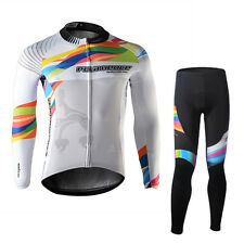 SPakct Cycling Suits Long Sleeve Long Jersey & Tights Pants-Provence 2014