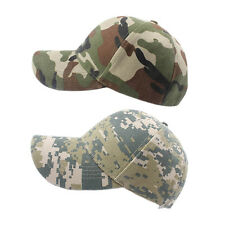 New Adjustable Military Hunting Fishing Hat Army Baseball Outdoor Cap SM
