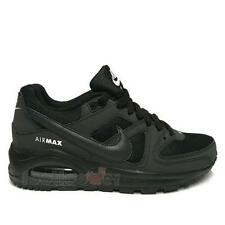 Scarpe Nike Air Max Command Flex 844346 002 running woman Black Anthracite White