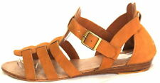 Women sandals leather nubuck model NICKY Aus 2 to 10.5