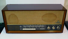Vintage Grundig Type 4070U/Stereo Tube Radio Made in Germany Partially Working