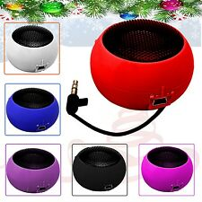 NEW CHRISTMAS,NEW YEAR GIFT 3.5MM PORTABLE CAPSULE SPEAKER FOR MOST PHONES