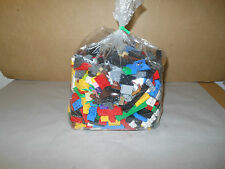 Lego Bulk Lot 3.8 lbs Blocks , Pieces , Tires & Wheels - No Figures