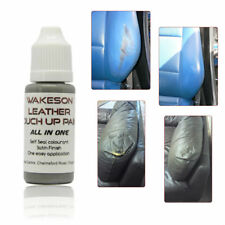 Leather Paint Colourant Repair Recolour leather Dye Stain Pigment Car Sofa 15ml