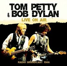 Live on Air 1986 by Tom Petty/Bob Dylan CD