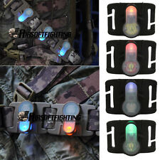 Tactical S-LITE System Helmet Safety LED Light Survival Waterproof Signal Strobe