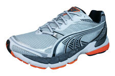 Puma Complete Spectana 2 Mens Running Trainers / Shoes - White and Silver