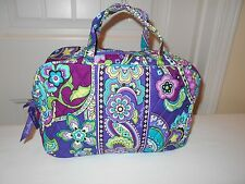 Vera Bradley Heather Grand Cosmetic New With Tags
