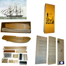Vintage Model Shipways U.S. Navy Frigate ESSEX 1799